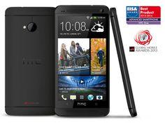 HTC One Noir prix promo RueduCommerce 579.00 € TTC au lieu de 649.00 €