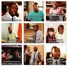 Winston and pranks