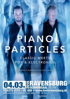 #pianoparticles #ravensburg #schwoersaal