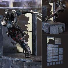 DC Comics ArtFX Statue - Batman Arkham Knight Arkham Knight Statue