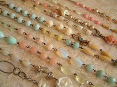 Necklace inspiration by andrea singarella