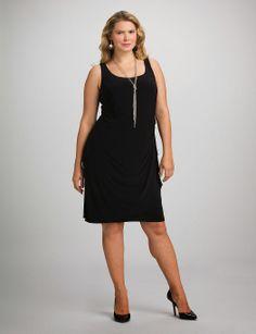 Atractivos vestidos de fiesta para gorditas   Moda 2014