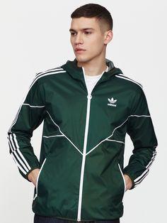 adidas OriginalsMens Windbreaker Jacket | Very.co.uk