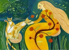 Beautiful work by local artist Julie Pashika. Love this painting. http://www.juliepaschkis.com/