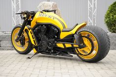 "No-Limit-Custom ""Mecky"" V-Rod by NLCpix, via Flickr"