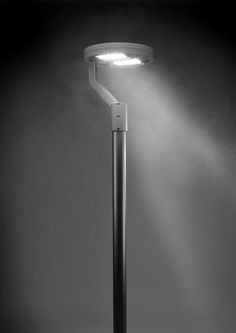 Urban Lamp Post / Contemporary / Aluminum / LED 802001 PUK LIGHTING