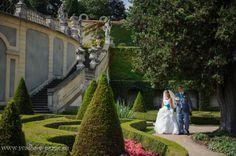 Wedding at Vrtbovska Garden Big Day, Garden, Wedding, Valentines Day Weddings, Garten, Lawn And Garden, Gardens, Weddings, Gardening