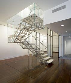 Genetic Stair, Caliper Studio