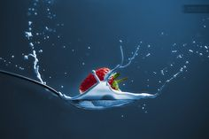 love this simple splash photo!!!!