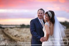 Bride and Groom at Lazaat. beautiful evening by stephen armishaw photography of beverley hull east yorkshire www.stephenarmishaw.co.uk
