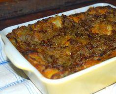 Lasaña de verduras | #Receta de cocina | #Vegana - Vegetariana ecoagricultor.com