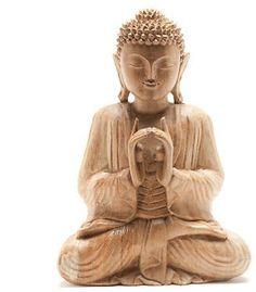 ShopStyle: Gump's Wooden Buddha
