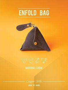 ENFOLD BAG https://www.facebook.com/CommonSenseTH