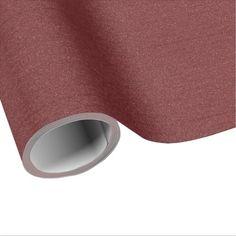 Maroon/Purple Faux Glitter Wrapping Paper