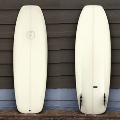 The Fellow Way - Bar-O-Soap twin fin surfboard