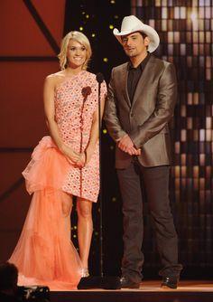 Carrie Underwood & Brad Paisley