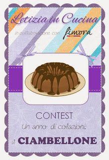 Letizia in Cucina: 4. Ciambellone americano (Chiffon cake) | Dolci ...