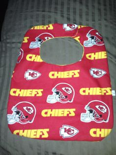Loley pops creations Kansas City Chiefs baby by LoleyPopsCreations, $6.00