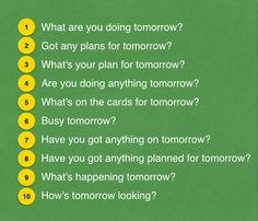 10 вопросов о планах на будущее. В закладки!