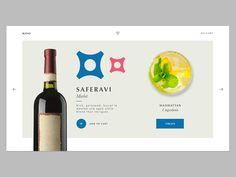 Wine Ux Vol.2 by Levani Ambokadze for Leavingstone