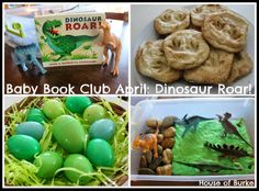 House of Burke: Baby Book Club March - Moo, Baa, La La La!