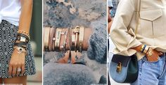 How To Style An Arm Party Like Leandra Medine | sheerluxe.com