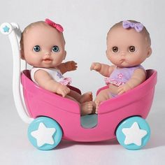 Jc Toys Lots To Love In Carrier Doll Kiddos Pinterest