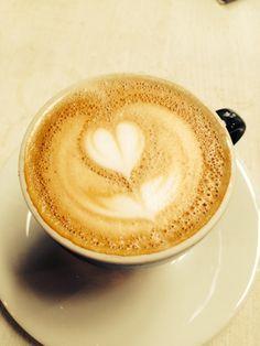 Fuel me up. Ours Café. Latte, Blogging, Coffee, Healthy, Food, Meal, Essen, Hoods, Meals
