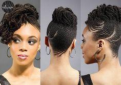 Usar cabelo entrançado é garantia de sucesso e praticidade e, dependendo do formato pode acrescentar ao look um visual mais chique ou mais contemporâneo.
