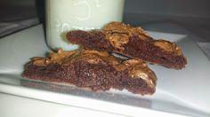 Dark Chocolate Brownie Cookies