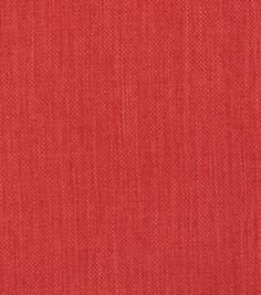 Home Decor Solid Fabric-Signature Series Inverness-Paprika