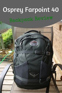 393e105dd26 osprey farpoint 40 backpack review Travel Bags Carry On, Carry On Packing,  Carry On