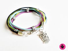 Lederwickelarmband Pandora Charms, Jewlery, Etsy, Charmed, Personalized Items, Princess, Bracelets, Fashion, Armband