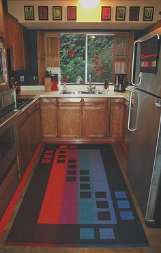 Rep Kitchen Rug - Forums - Weaving Today