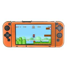HonSon Group Electronic CO., LTD sell Nintend switch Console Aluminum Case New Design-Gold Nintendo Switch Accessories, News Design, Nintendo Consoles, Gold, Yellow