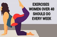 These Are 8 Exercises Women Over 40 Should Do Every Week |
