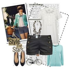 Zooey's Style, created by mkimlin on Polyvore