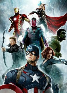 AGE OF ULTRON!!!