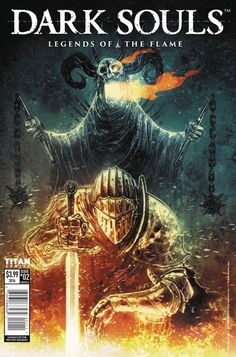 Dark Souls Legends of the Flame (2016) Issue #2