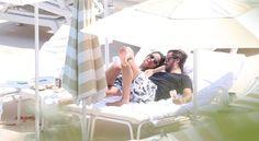 Scott Disick Cozy With Chloe Bartoli