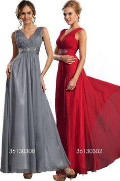 Carlyna eDressit Formal Red/Grey Evening Dress Prom Ball Gown (361303): Amazon.co.uk: Clothing