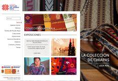 Diseño - Centro de Textiles del Mundo Maya