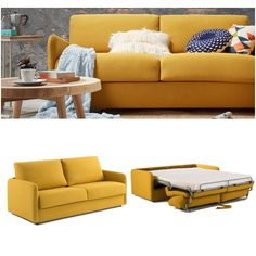 Sofa modell KOMOON😊 www.mirame.no  #stue #sofa  #innredning #møbler #norskehjem #mirame #pris  #interior #interiør #design #nordiskehjem #vakrehjem #drømmehjem  #oslo #norge #norsk  #bilde #speilbilde #tre #metall #rom123  #nyheter #stoff #komoon #sovesofa #gul #sennepsgul Couch, Living Room, Furniture, Model, Home Decor, Design, Chairs, Arquitetura, Banquettes