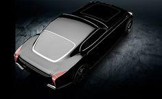 Bulletproof Sports Car Concept by Mike Enayah