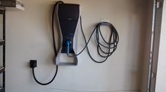 Level 2 volt) charging station that came for free with my lease. Bmw I3 Rex, Free