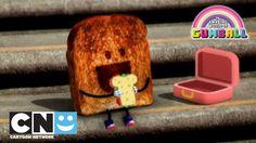Anton   Niesamowity świat Gumballa   Cartoon Network