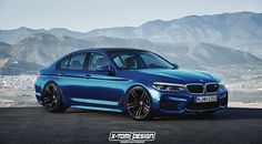 Cool BMW 2017: Render BMW M5 G30...  !De Todo un Poco! Check more at http://carsboard.pro/2017/2017/02/25/bmw-2017-render-bmw-m5-g30-de-todo-un-poco/