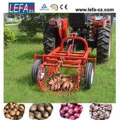 Mnini Tractor Used Small 3 Point Potato Harvester