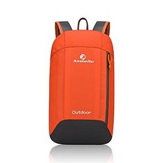 4efbdb3f6656 Anmeilu Ultralight Men Women s Travel Backpack Hiking Camping Backpack For Girl  Boy Children Waterproof Climbing Sport Bag