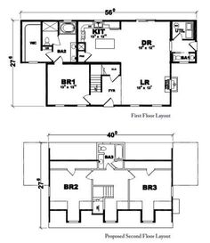 Winchester Floorplan of American Lifestyle Collection - Modular Home - All American Homes